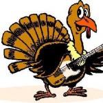 Turkey Guitar
